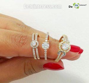 imagenes d anillos de compromiso