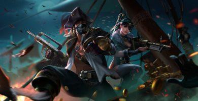 """El episodio de """"High Tide"""" de Garena Free Fire trae diversión pirata a la megahit de Battle Royale"""